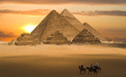 The Great Pyramids, Gisa, Egypt