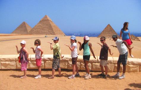 Nile Family Adventure, Egypt tour