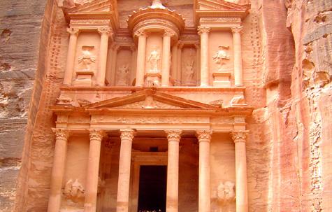 Pyramids & Petra, Egypt & Jordan tour