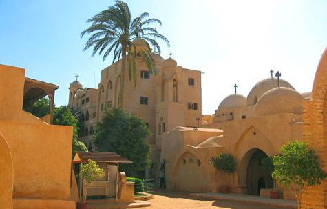 Syrian Monastery at Wadi Natrun