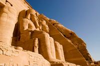 The impressive Temples of Abu Simbel