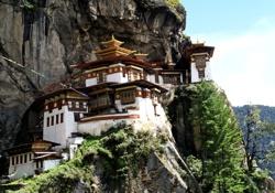 Taktshang (Tiger's Nest) Monastery