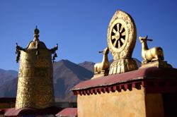 Jokhang monastery, Lhasa, Tibet