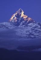 Machhapuchhare peak, Annapurna, Nepal