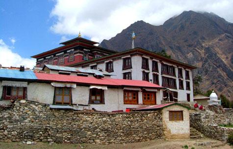 Tengboche monastery, Tengboche, Nepal
