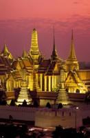 Wat Phra Keo, Grand Palace, Bangkok, Thailand