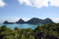 Mae Ko island, Thailand