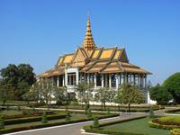 King's Palace, Phnom Penh, Cambodia