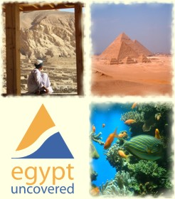 Egypt Uncovered website