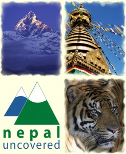 Nepal Uncovered website
