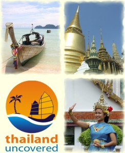 Thailand Uncovered website