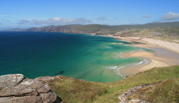North-West Frontiers Magnificent Sandwood Bay