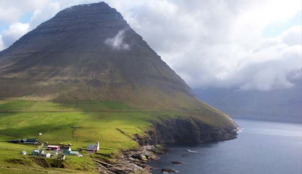 North-West Frontiers The dramatic coastal scenery of the Faroes