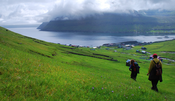 North-West Frontiers Peace and solitude in the Faroes
