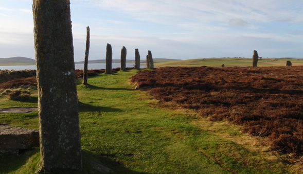 North-West Frontiers Standing Stones, The Ring of Brodgar