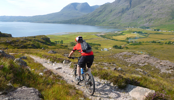 North-West Frontiers Torridon single track