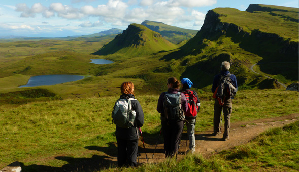 North-West Frontiers The Trotternish, Skye