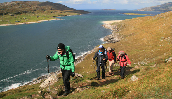 North-West Frontiers Harris coastal path