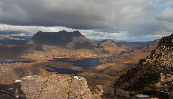 North-West Frontiers The wild lands of Assynt