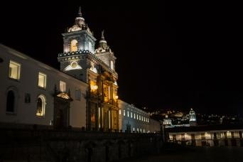 Quito at Night & Urban Legends Tour