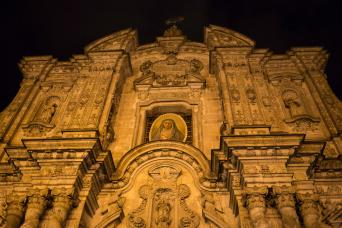 Quito at Night & Urban Legends Tour (with dinner)