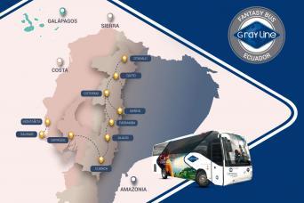 Fantasy Bus Ecuador