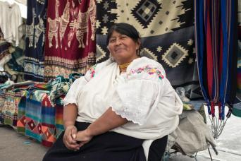 Excursion to Otavalo & Lakes - 2 Days