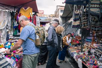 Otavalo, Cotacachi and Cuicocha Full Day Tour with Hotel Pick- Up