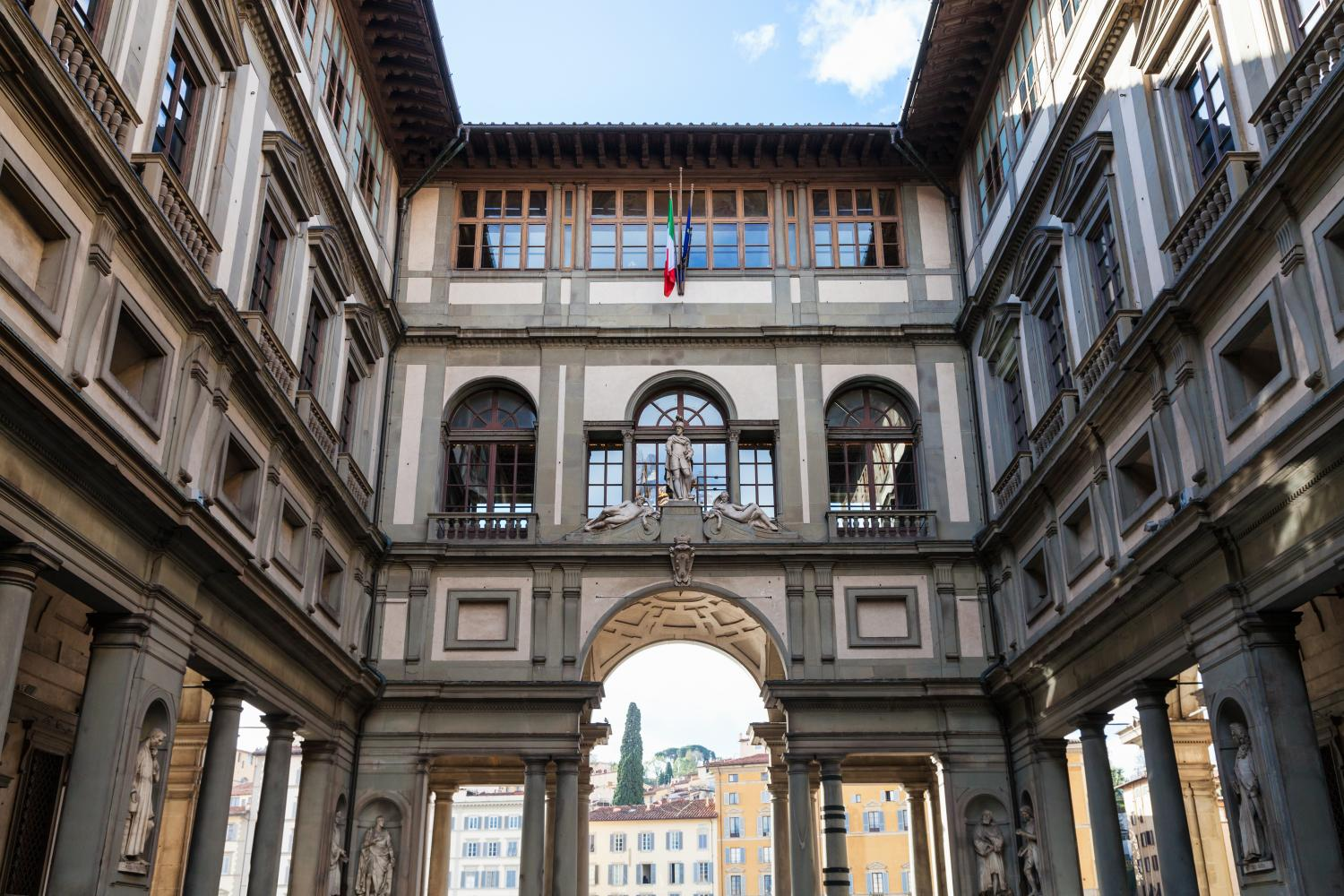 Italian Florence: Accademia (AM) And Uffizi (PM) Galleries Visit With