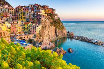 Best of Cinque Terre Tour with Typical Lunch