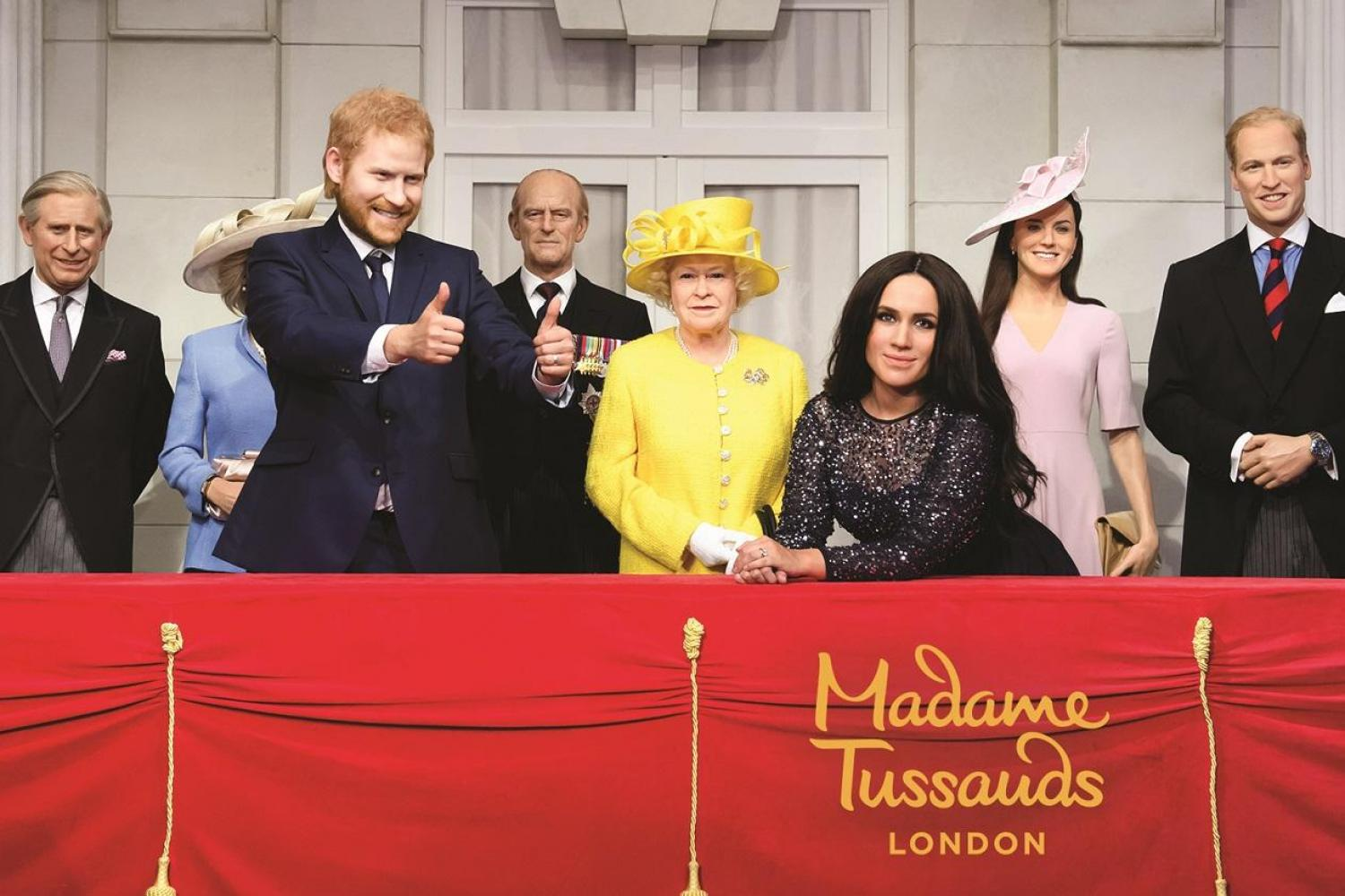 Image result for madame tussauds london