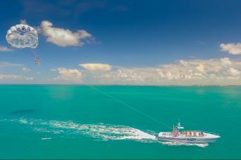 Key West Day Trip & Parasailing Adventure