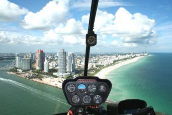 Helicopter Tour of Miami - 45 minutes