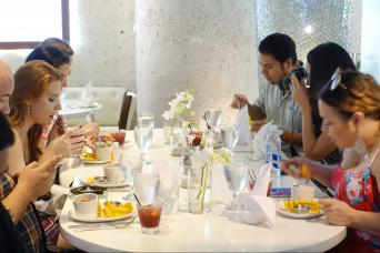 Culinary Walking Tour – Lunch