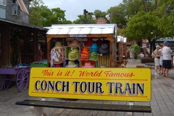 Key West Day Trip & Conch Train Tour from Fort Lauderdale