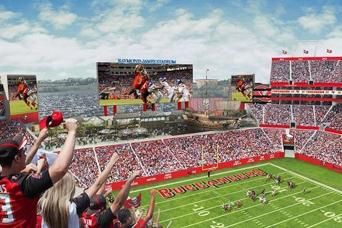 Tampa Bay Buccaneers-TICKET ONLY (Mid Level)
