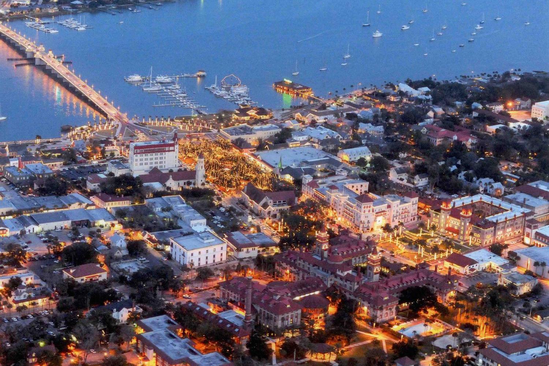 Nights Of Lights Celebration In St Augustine Orlando