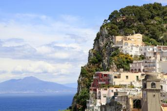 3 Day Excursion to Naples, Pompeii, Sorrento & Capri