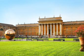Vatican Museums, Sistine Chapel and St Peter's Basilica Skip-the-Line Morning Tour