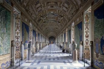 Sistine Chapel and Vatican Museums: First entrance ticket