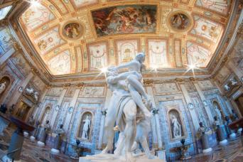 Rome in one day: Borghese Gallery and Gardens & Colosseum Walking Tour