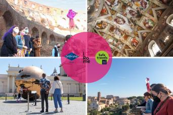 Rome in One Day: Colosseum & Vatican with Skip the Line