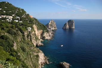 Isola Bella with Blue Grotto Included!