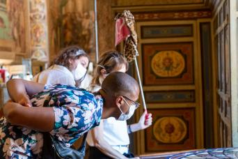 Vatican Museums, Sistine Chapel & St. Peter's Basilica with hotel pick-up