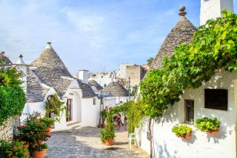 FANTASIA UNESCO Jewels: Best of Puglia Small Group 6 Days / 5 Nights