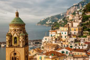 3 days/2 nights on the Amalfi Coast: Minori - Unesco World Heritage Site