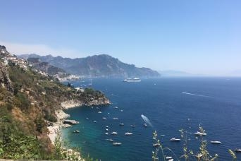 Small-group Positano and Amalfi Coast by High speed train