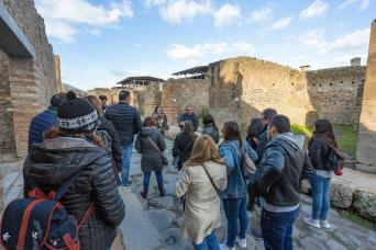 UNESCO JEWELS: Pompeii and Its Ruins Day Trip from Rome