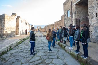 Unesco JEWELS Pompeii and Its Ruins Day Trip from Rome with meeting point