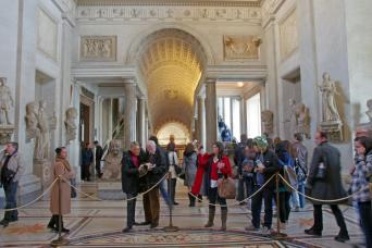 Weekend Combo: Vatican Museum, Sistine Chapel & St. Peter   Colosseum, Roman Forum & Palatine Hill